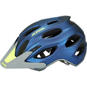 Alpina Carapax 2.0 Casco, azul